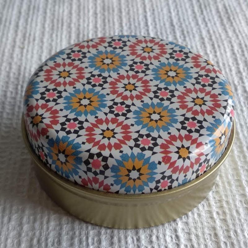 Jabón aceite de oliva azulejo