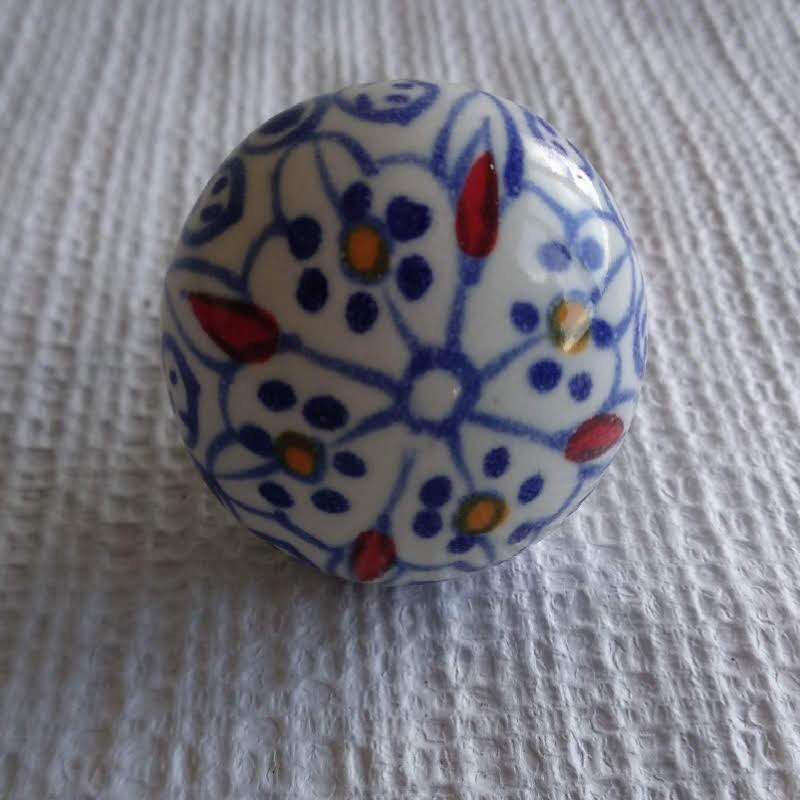 Pomo cerámica